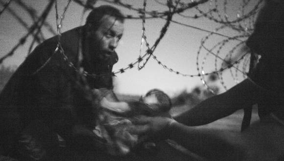 Imagen ganadora del World Press Photo.