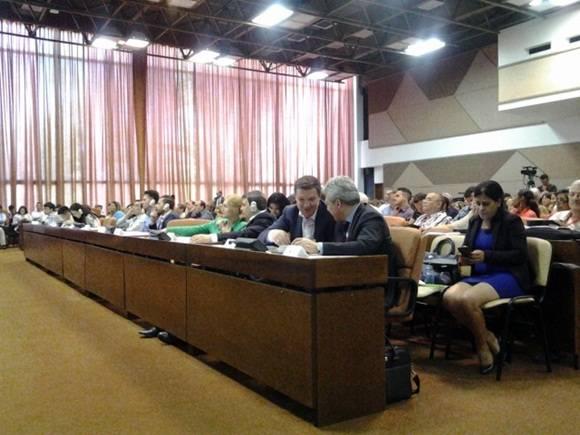 Informática 2016. Foto: Oscar Figueredo Reinaldo/ Cubadebate.
