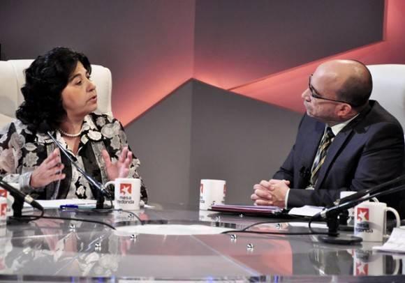 Mara Ramos Lemus, viceministra del Ministerio de Economía y Planificación (MEP)