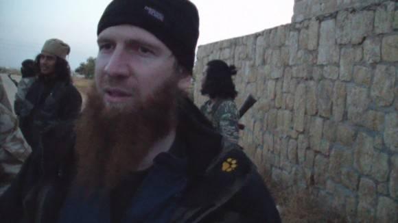 Abu Omar, el Checheno. Foto tomada de agenciainformativakaliyuga.blogspot.com