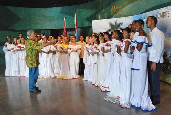 Fidel es Cuba, concierto dedicado al líder de la Revolución