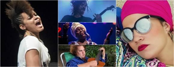Músicos que participan en el festival. Foto tomada del sitio oficial del evento.