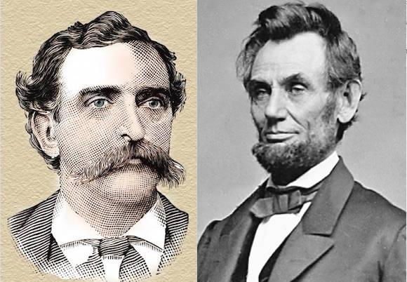 Augustus K Cutting y Abrahma Lincoln.
