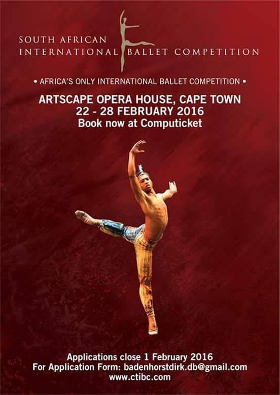 Ballet Sudáfrica