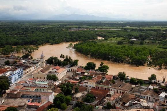Bayamo Monumento Nacional. Foto:  Luis C. Palacios Leyva periódico La Demajagua provincia de Granma / Cubadebate
