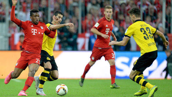 Empate a cero entre los dos primeros de Alemania. Foto: Micha Will/Getty Images.
