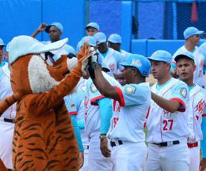 Ciego de ÁVila a un paso de la final. Foto: Osvaldo Gutiérres (ACN) / Archivo de Cubadebate