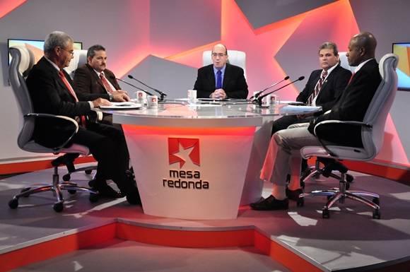 La Mesa Redonda de este martes dedicó su emisión a los preparación de Cuba rumbo a Río 2016.