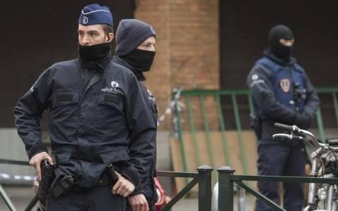 El operativo tuvo lugar en Bélgica, donde se supone se organizó el plan. Foto: EFE.