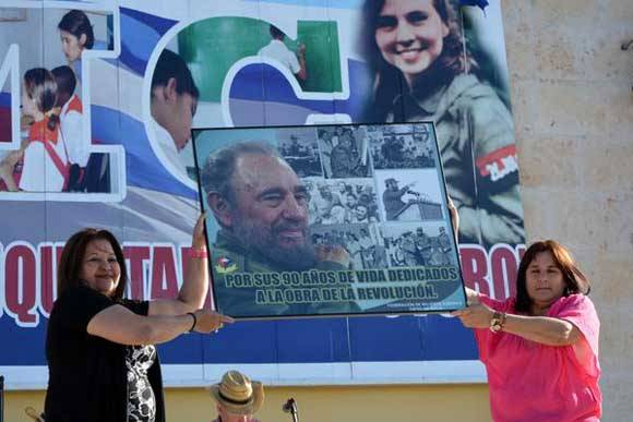 Foto: Osvaldo Gutiérrez Gómez/ACN .