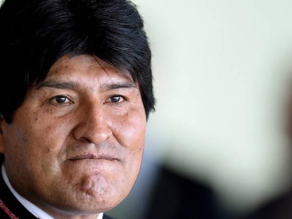 Evo Morales realizará visita oficial a Cuba apartir del 19 de mayo. Foto. Archivo.