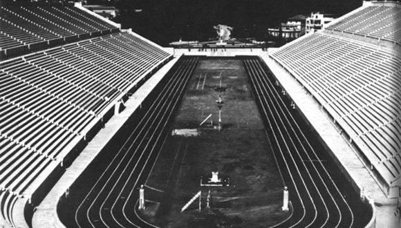El Estadio Panatenaico. Foto: Archivo.