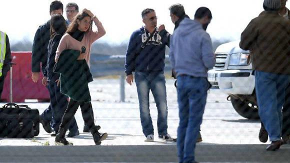 El presidente de Chipre declaró que están esforzándose por lograr la liberación de todas las personas a bordo. Foto: AFP.