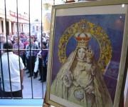 La exposición Re-Producciones, de Cosme Proenza quedó abierta al público en la Casa Marco, de la ciudad de Holguín, Cuba, el 7 de febrero de 2016. ACN FOTO/Juan Pablo CARRERAS