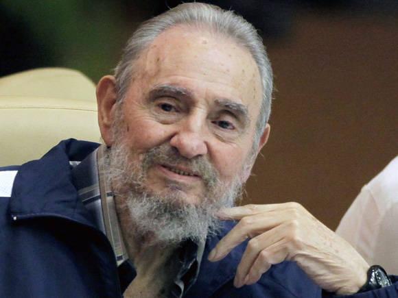 Fidel Castro Ruz. Imagen de archivo