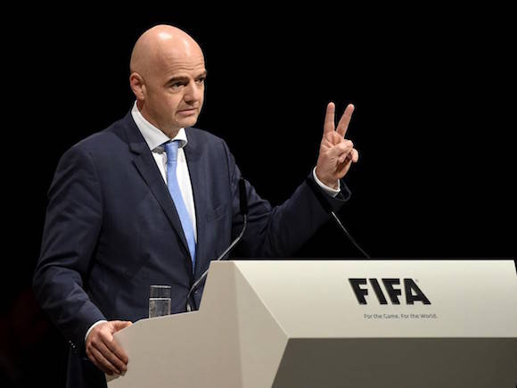 Gianni Infantino, nuevo presidente de la FIFA, aboga por incluir el uso de la tecnología en varios aspectos futbolísticos. Imagen: independent.co.uk