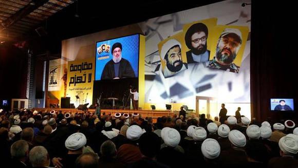 Los países árabes del Golfo Pérsico declaran a Hizbulá grupo terrorista.