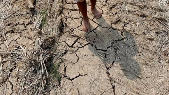 Guatemala tierra seca