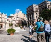 La Habana Vieja es la zona más antigua y una de las más turísticas de la capital cubana, Foto: Abel Padrón Padilla / ACN