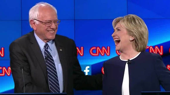 Hillary ha ganado 217 delegados más que Sanders.