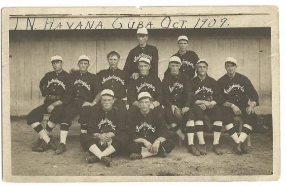 Indianapolis Indians en Cuba (1909) (1)