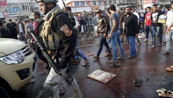 Iraq Foto EFE