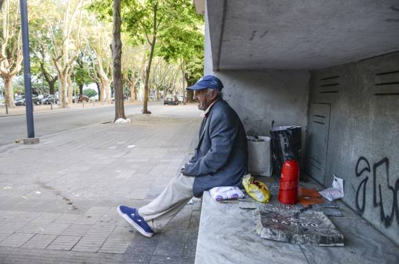 """""""Quiero volver retratar a Ismael en la cancha, entre la multitud tripera, y no solo en una esquina de la ciudad"""". Foto: Kaloian."""