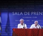 Conferencia de Prensa sobre Zika en vísperas de la visita de Barack Obama . Foto: José Raúl Rodríguez Robleda/ Trabajadores