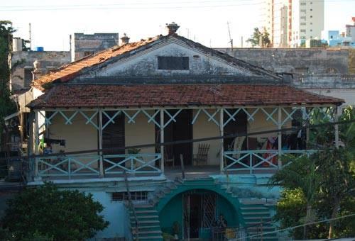 La casa a la que se hace alusión en el documental. Foto tomada de Cubacine