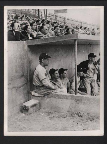Los Yankees en Cuba (1947)