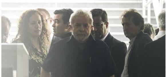 Lula detenido