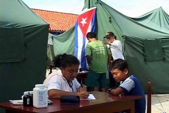 Health Fairs in Bolivia: Light of Hope with the Support of Cuba