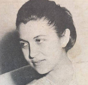 Marta Jiménez, madre de los saharauis