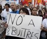 Pueblo y diputados del Frente para la Victoria rechazaron el proyecto. Foto: Noticia al Día.