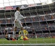Cristiano Ronaldo fue la gran estrella con cuatro goles, es ahora el máximo anotador de La Liga. Foto tomada de Marca.