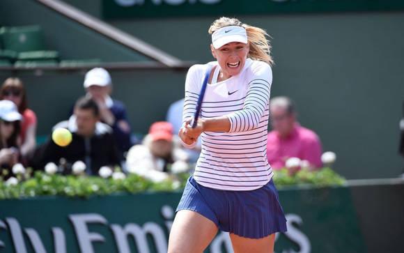 Inmediatamente de darse a conocer la noticia, Sharapova, perdió varios patrocinadores. Foto: FFT.