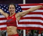 Suhr fue campeona en Londres al superar a la cubana Yarisley Silva y a la rusa Yelena Isinvaieva. Foto: AP/Matt Dunham