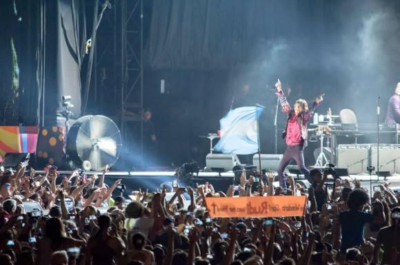 Concierto de Rolling Stones en Cuba estará en cines del mundo el 23 de septiembre
