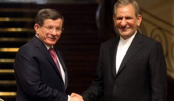 Turquia e Iran