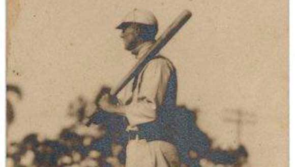 Ty Cobb en Cuba (1910)