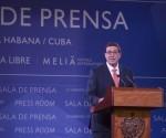 Bruno Rodríguez Parrilla.  Foto: Ismael Francisco/Cubadebate/Archivo.