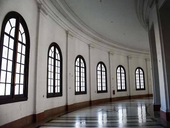 Las áreas reparadas del Capitolio Naciona le devuelven a la instalación la condición de uno de los iconos arquitectónicos de La Habana, Cuba, 17 de marzo de 2016. Foto: Abel Padrón Padilla/ACN