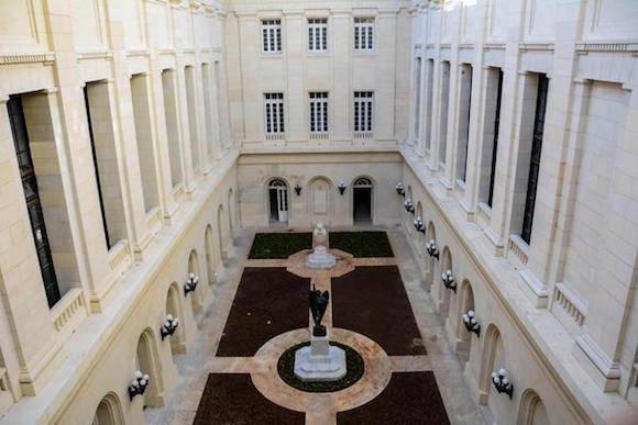 Las áreas reparadas del Capitolio Nacional le devuelven a la instalación la condición de uno de los iconos arquitectónicos de La Habana, Cuba, 17 de marzo de 2016. Foto: Abel Padrón Padilla/ACN