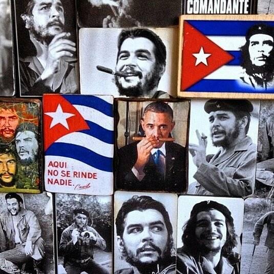 La Cuba que espera a Obama. Foto: Desmond Boyland/ Facebook