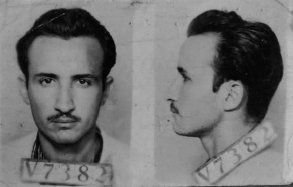 Fichado y perseguido por el Servicio de Inteligencia Militar (SIM) de Batista, vivió exiliado en Ecuador, Argentina, Estados Unidos y Panamá. Foto: Vanguardia