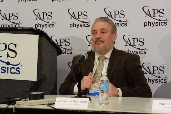 Exponen en EEUU avances de la ciencia cubana
