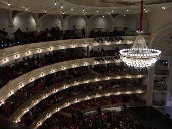 gran teatro + obama