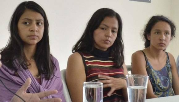 Laura Zúniga Cáceres asegura que el Estado de Honduras no ha cumplido con las medidas cautelares por el caso. | Foto: La Tribuna