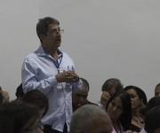 Pedro Urra, Director del Centro Nacional de Información de Ciencias Médicas Infomed, en la asamblea constitutiva. Foto: Ismael Francisco/Cubadebate.