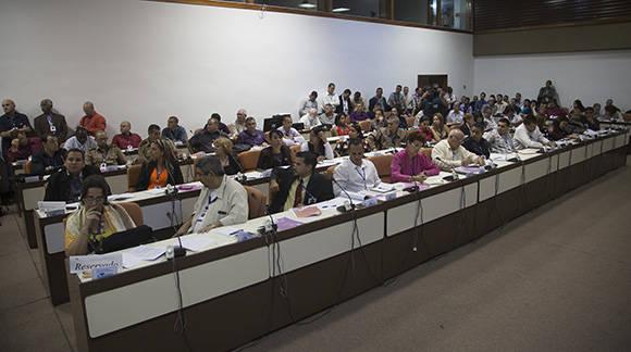 Union de Informaticos de Cuba. Foto: Ismael Francisco/Cubadebate.